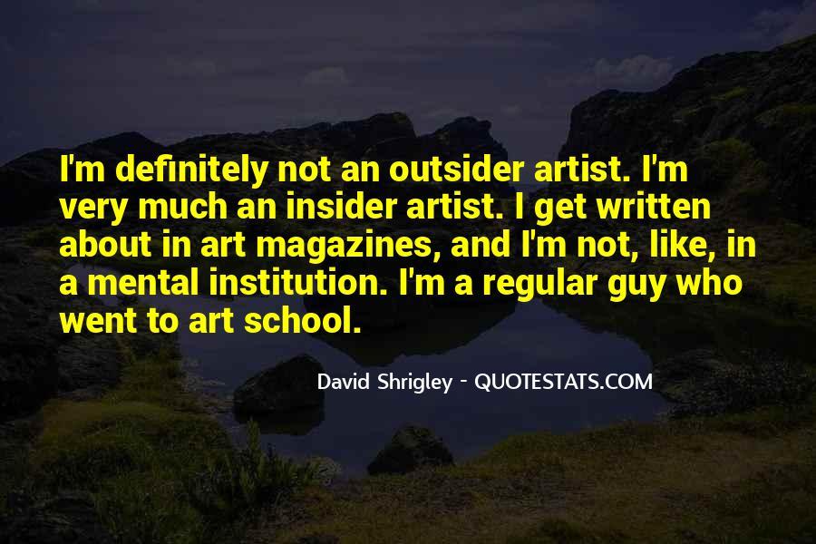 David Shrigley Quotes #418172