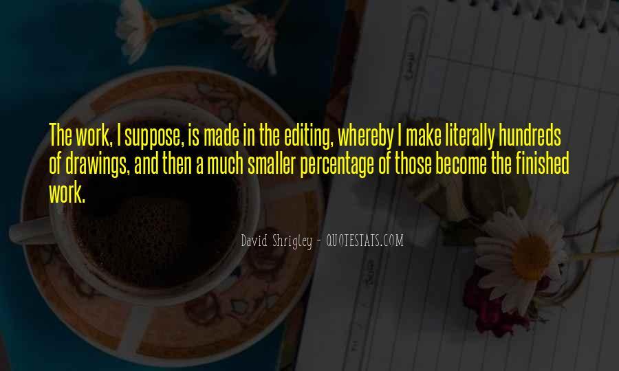 David Shrigley Quotes #419562