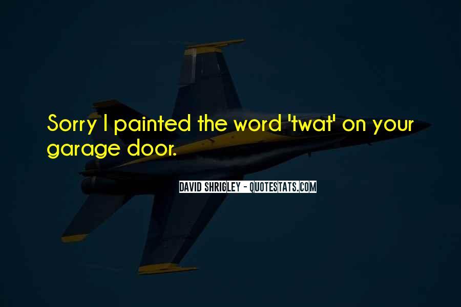 David Shrigley Quotes #658618