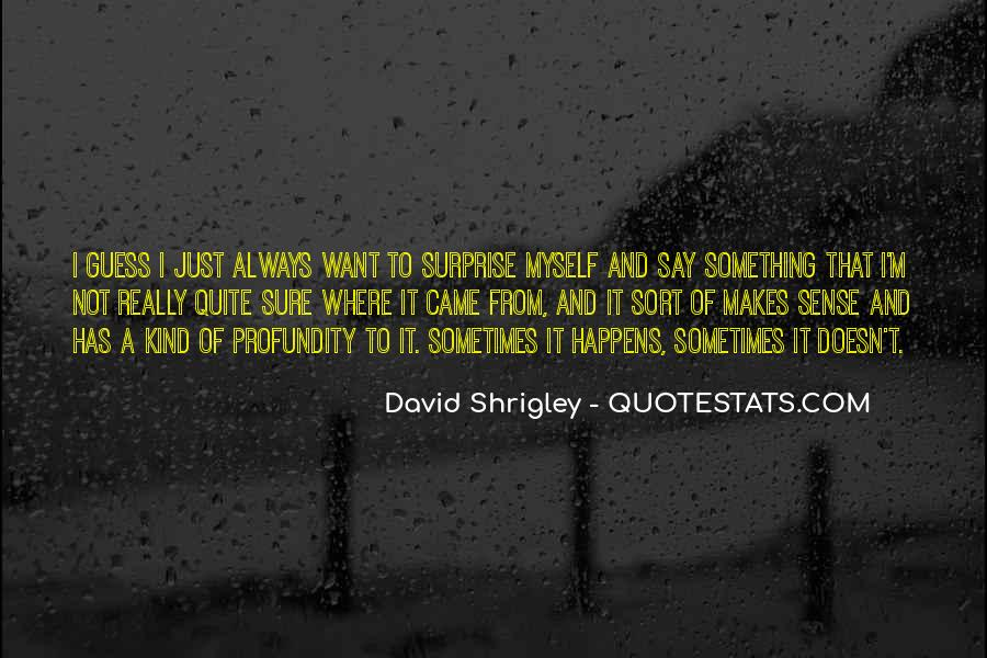 David Shrigley Quotes #800548
