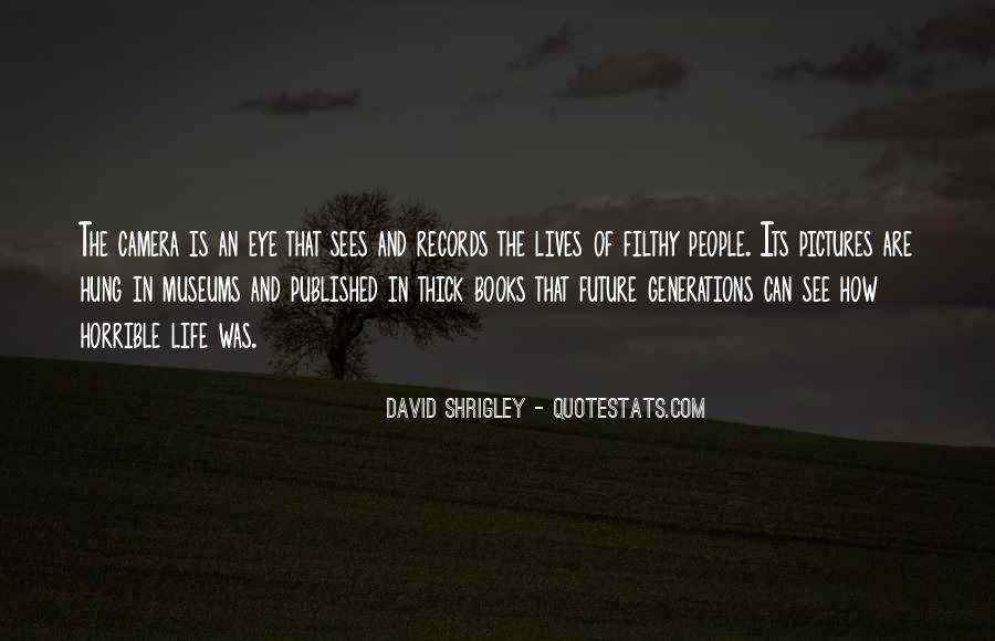 David Shrigley Quotes #885345
