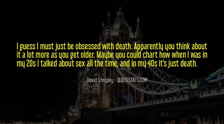 David Shrigley Quotes #89412