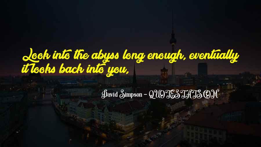 David Simpson Quotes #1114086