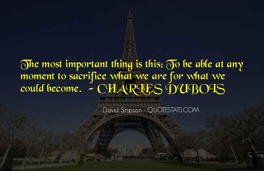 David Simpson Quotes #1531798