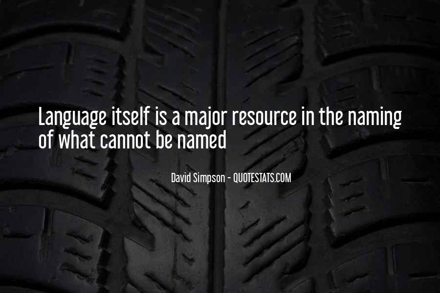 David Simpson Quotes #990425
