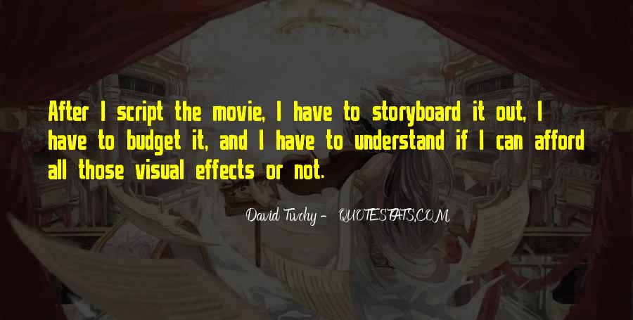 David Twohy Quotes #187320