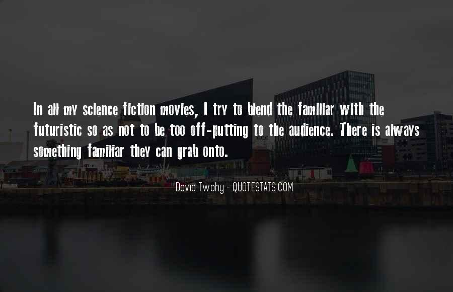 David Twohy Quotes #282725