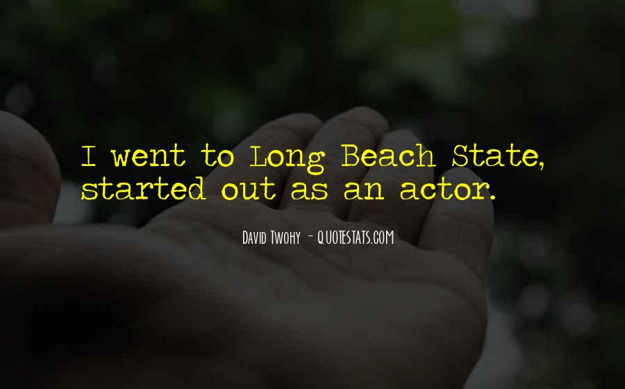 David Twohy Quotes #299492