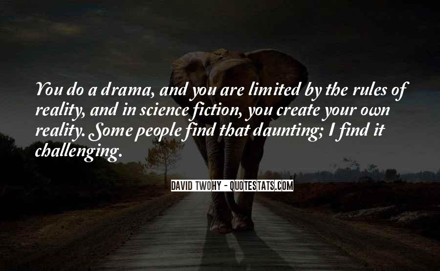David Twohy Quotes #524797