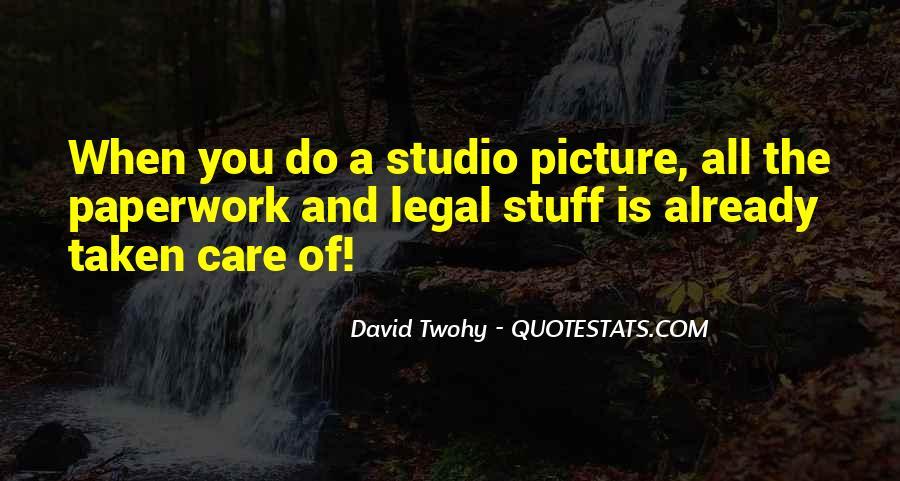 David Twohy Quotes #959842