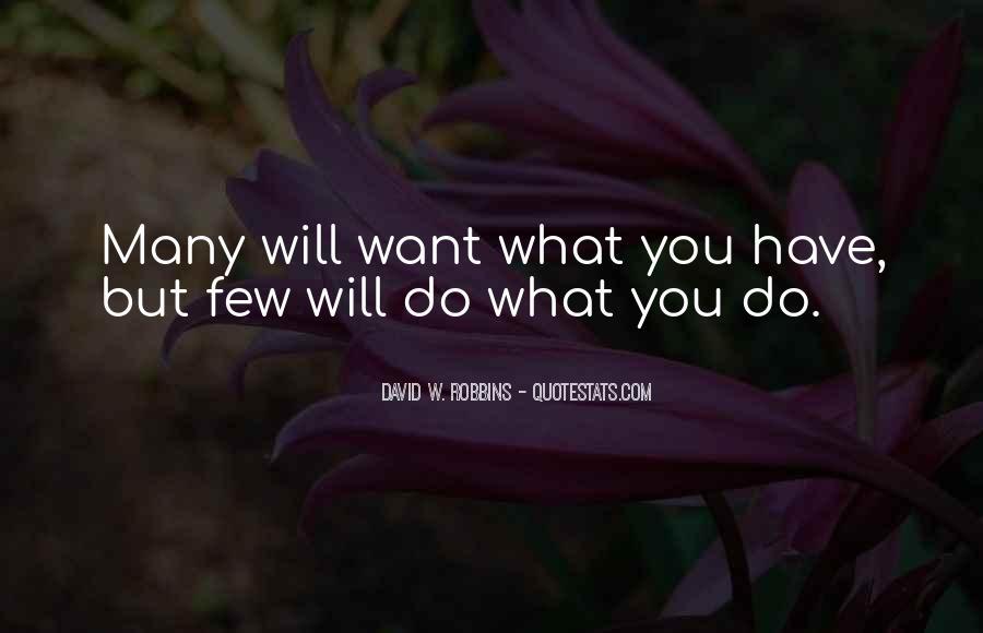David W. Robbins Quotes #1620188