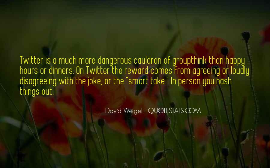 David Weigel Quotes #5906
