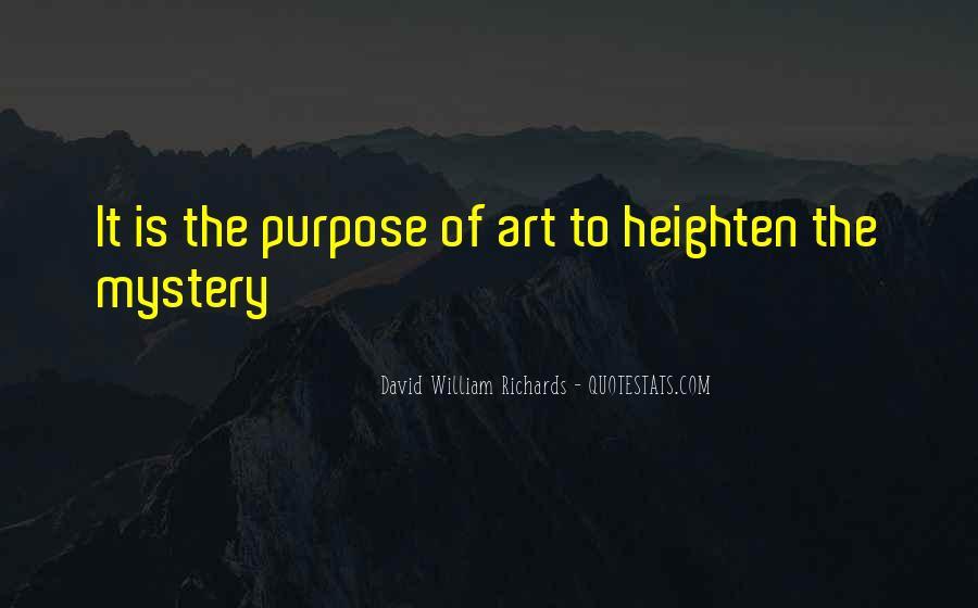 David William Richards Quotes #909457