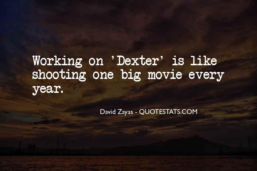 David Zayas Quotes #1244900