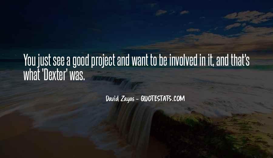 David Zayas Quotes #128930