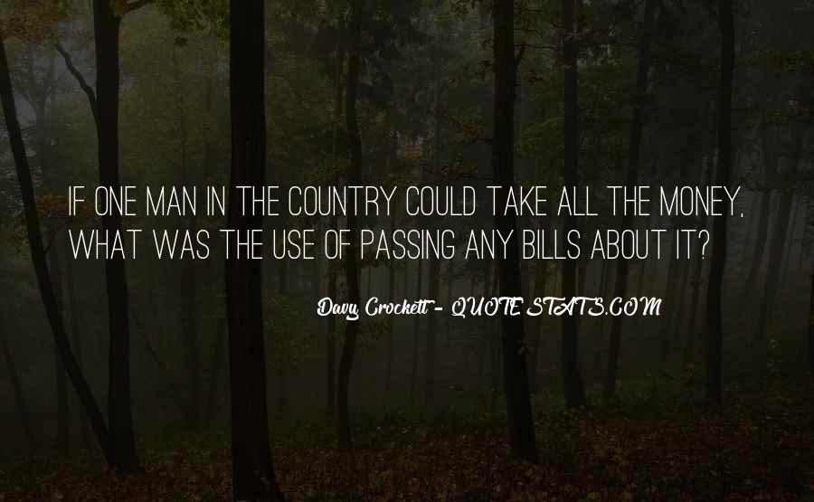 Davy Crockett Quotes #637940