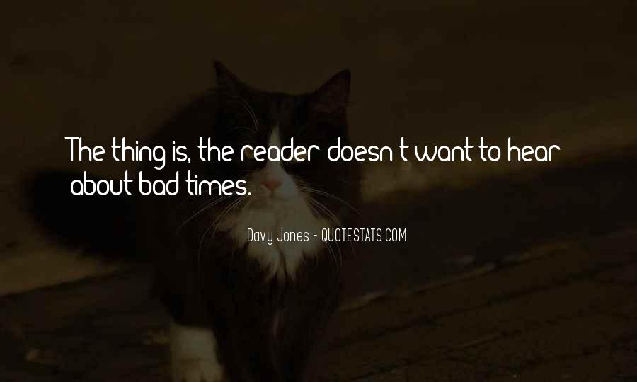 Davy Jones Quotes #1102403