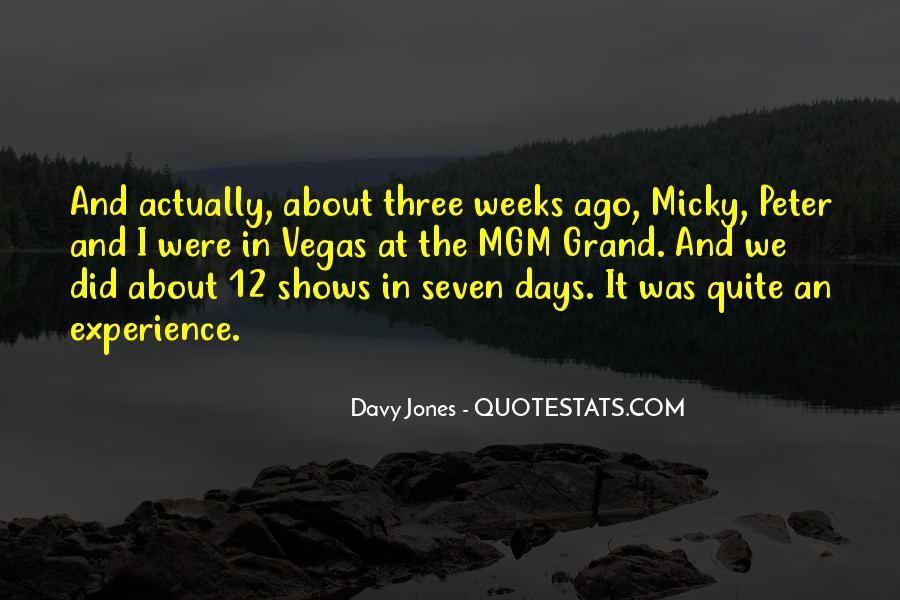 Davy Jones Quotes #115496