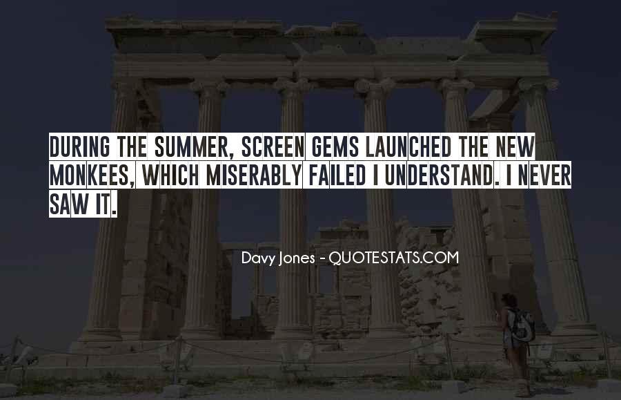 Davy Jones Quotes #1181525