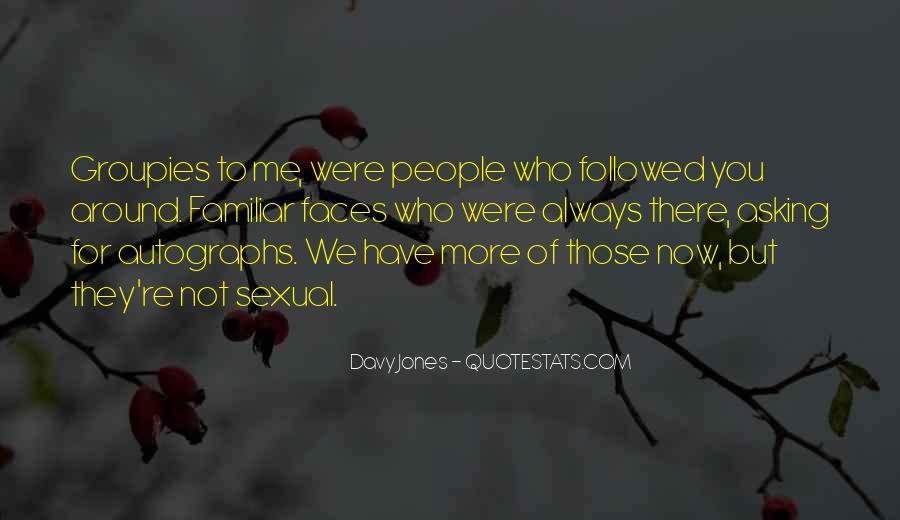 Davy Jones Quotes #1226676