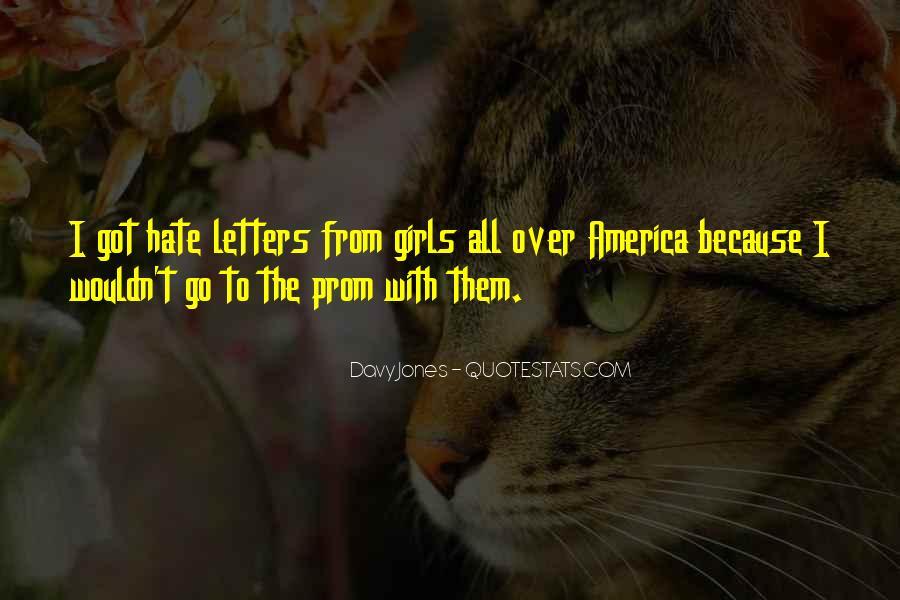 Davy Jones Quotes #1228340
