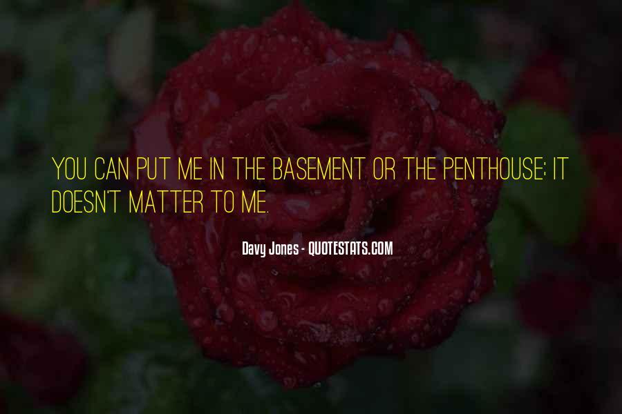 Davy Jones Quotes #1350570