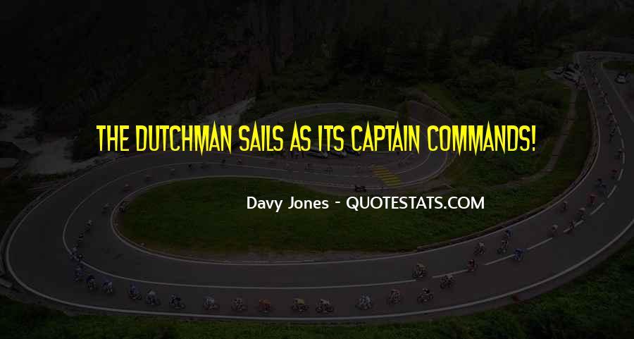 Davy Jones Quotes #1437168