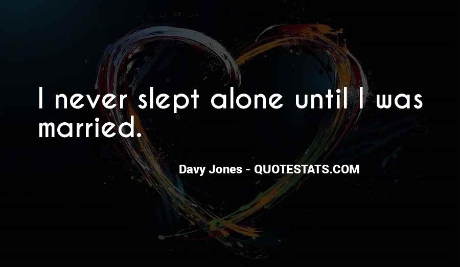 Davy Jones Quotes #145735