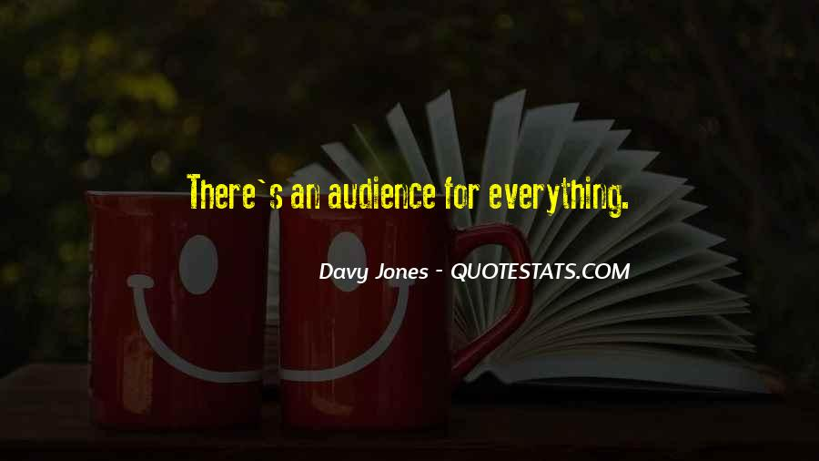 Davy Jones Quotes #1486644