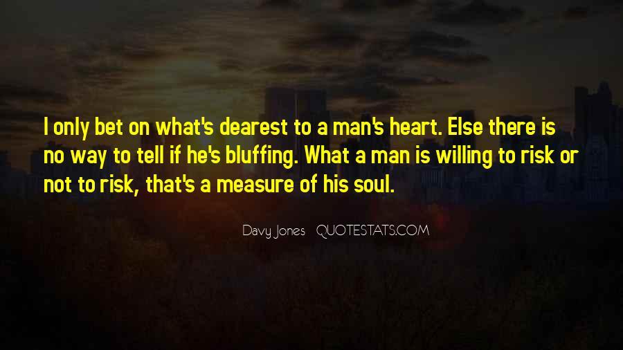 Davy Jones Quotes #157776
