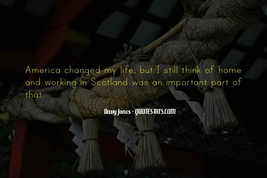 Davy Jones Quotes #1634884