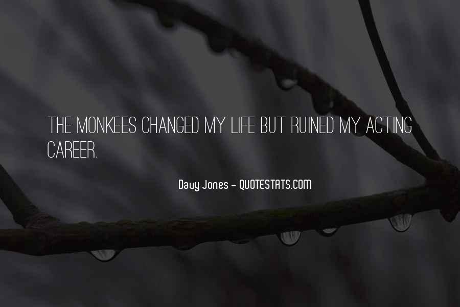 Davy Jones Quotes #1733133