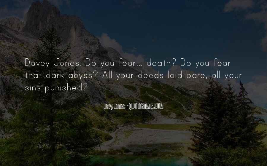 Davy Jones Quotes #1749579