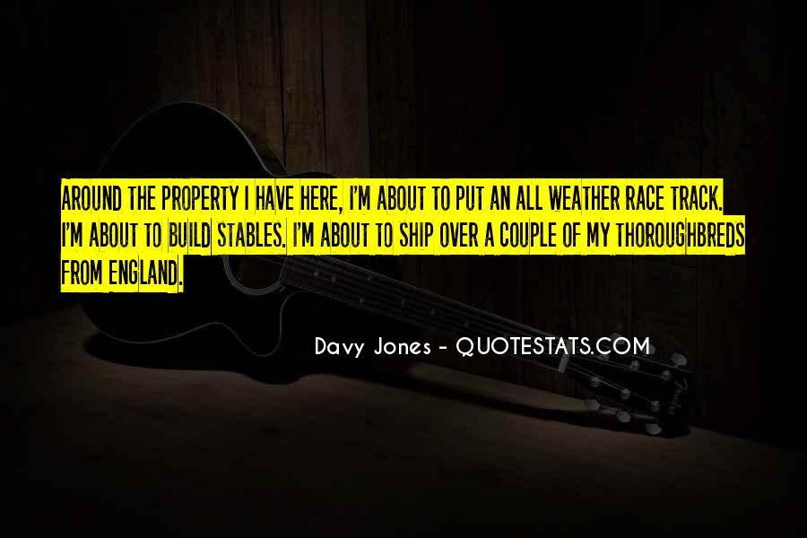 Davy Jones Quotes #1811710