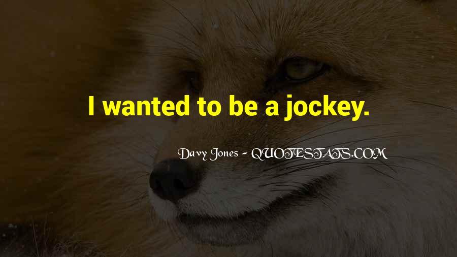 Davy Jones Quotes #1849862