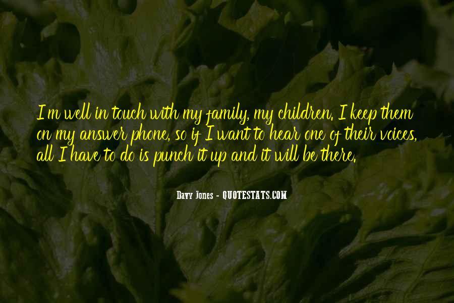 Davy Jones Quotes #1877336