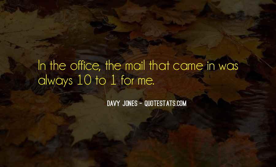 Davy Jones Quotes #1879402