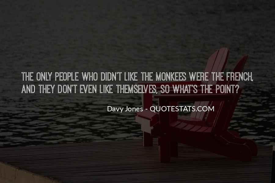Davy Jones Quotes #188345