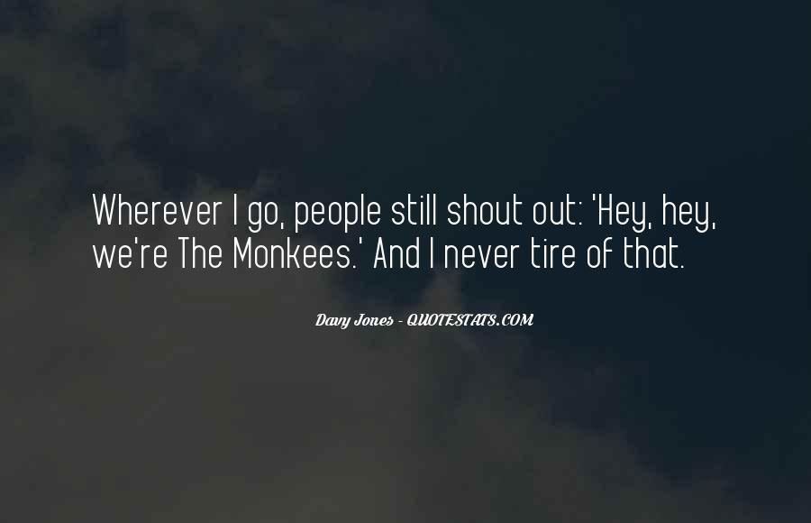 Davy Jones Quotes #360447
