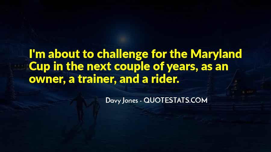 Davy Jones Quotes #431260