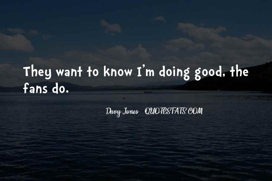 Davy Jones Quotes #469641