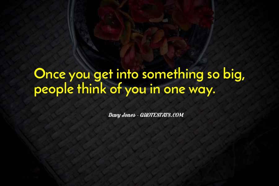 Davy Jones Quotes #518490