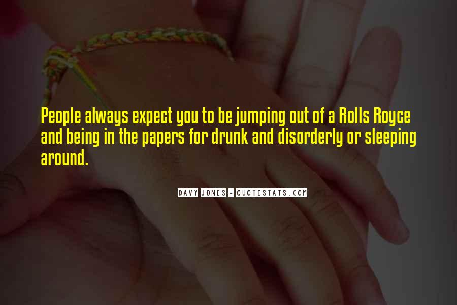 Davy Jones Quotes #633524