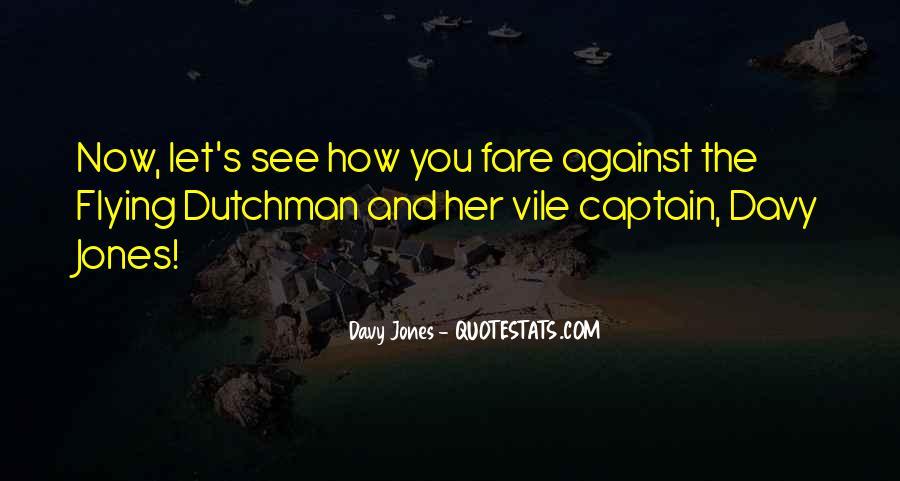 Davy Jones Quotes #665434