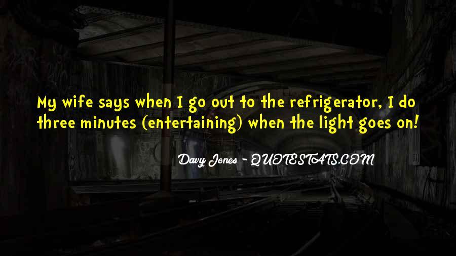 Davy Jones Quotes #678724