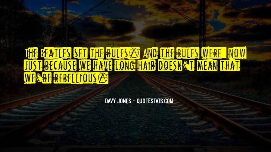 Davy Jones Quotes #724688