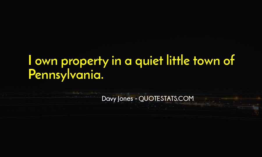 Davy Jones Quotes #730692