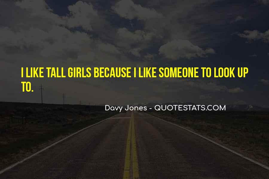 Davy Jones Quotes #751566