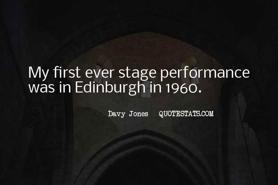 Davy Jones Quotes #79479