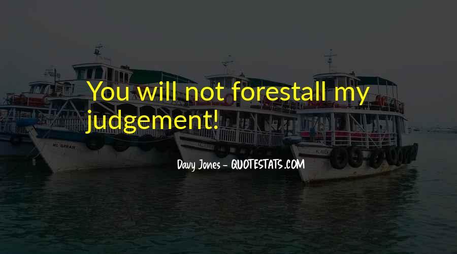 Davy Jones Quotes #927362